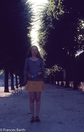 Frances , Brittany 1971