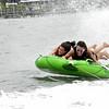 Francesca and Adam tubing