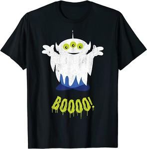 Disney Pixar Toy Story Booo!! Alien Ghost Costume T-Shirt