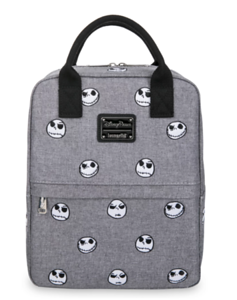 Jack Skellington Backpack by Loungefly – The Nightmare Before Christmas