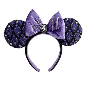 Haunted Mansion Minnie Mouse Ear Headband by Her Universe