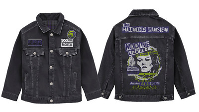 Haunted Mansion jacket