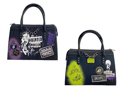 Haunted Mansion bag by Loungefly