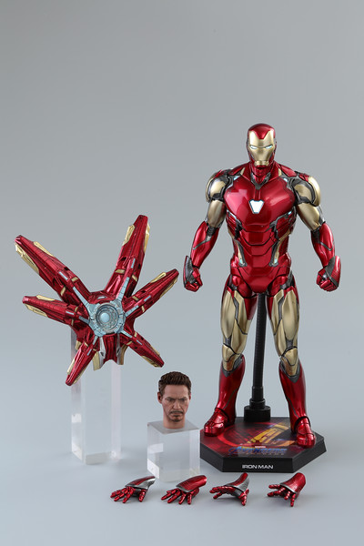 Iron Man Mark LXXXV Collectible Figure