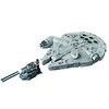 Star Wars Mission Fleet Han Solo Millennium Falcon Vehicle and Figure