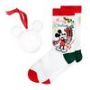 Ornament Socks