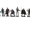 Star Wars The Mandalorian Deluxe Figurine Set