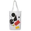Mickey Mouse The True Original Canvas Tote Bag - White