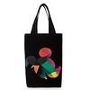 Mickey Mouse The True Original Canvas Tote Bag - Black