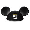 Mickey Mouse ''Mickey: The True Original Exhibition'' Ear Hat for Adults