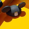 Logo Ear Hat | Mickey: The True Original Exhibition Collection