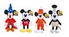 Mickey's 90th Anniversary Bean Plush