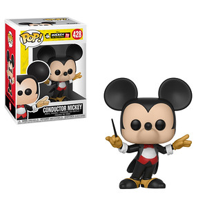Funko POP! Disney: Mickey's 90th - Conductor Mickey