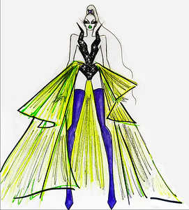 The Blonds' Sketch Inspired by Maleficent