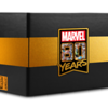 Loot Crate Marvel 80th Anniversary Limited Edition Crate Box
