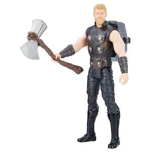 MARVEL AVENGERS: INFINITY WAR TITAN HERO 12-INCH POWER FX Figures - Thor