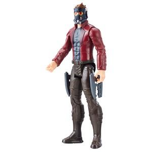 MARVEL AVENGERS: INFINITY WAR TITAN HERO 12-INCH Figures - Star-Lord