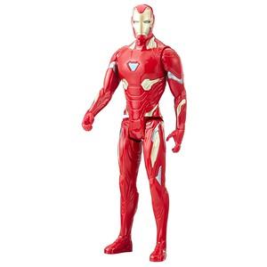 MARVEL AVENGERS: INFINITY WAR TITAN HERO 12-INCH Figures - Iron Man