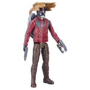 MARVEL AVENGERS: INFINITY WAR TITAN HERO 12-INCH POWER FX Figures - Star-Lord
