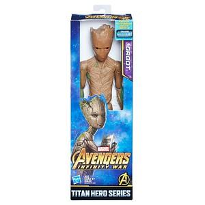 MARVEL AVENGERS: INFINITY WAR TITAN HERO 12-INCH Figures - Groot