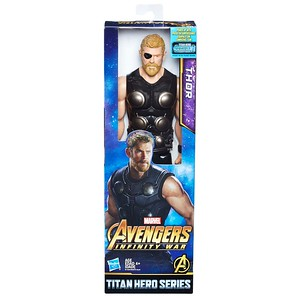 MARVEL AVENGERS: INFINITY WAR TITAN HERO 12-INCH Figures - Thor