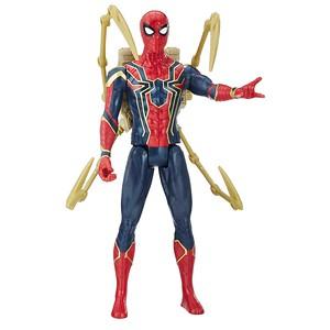 MARVEL AVENGERS: INFINITY WAR TITAN HERO 12-INCH POWER FX Figures - Iron Spider