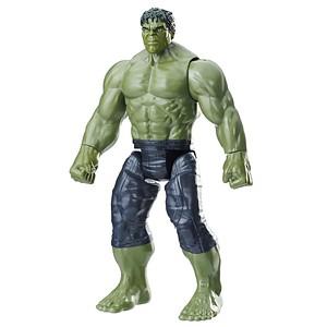 MARVEL AVENGERS: INFINITY WAR TITAN HERO 12-INCH DELUXE Figures - Hulk