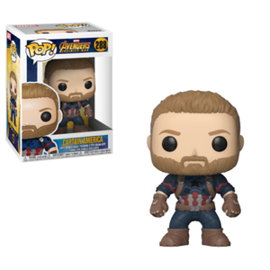 Captain America POP! Figure