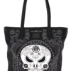 Loungefly x Marvel Punisher Sugar Skull Tote Bag