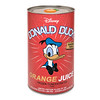 Limited Edition Donald Duck Plush in a Juice Can