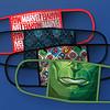 Marvel Cloth Face Masks 4-Pack Set – Pre-Order