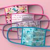 Disney Princess and Frozen Cloth Face Masks 4-Pack Set – Pre-Order
