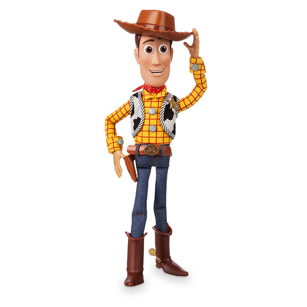 Toy Story Woody Interactive Talking Action Figure