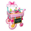 Minnie Mouse Flower Cart