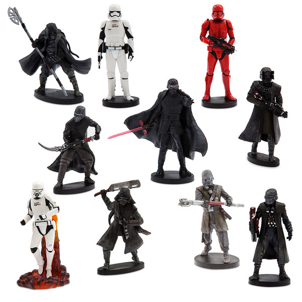 Star Wars: Rise of Skywalker Deluxe Figure Play Set – The First Order