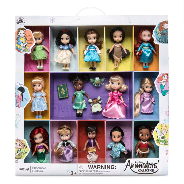 "Animators' Collection 5"" Gift Set"