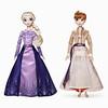 Frozen 2 Anna and Elsa Doll Set