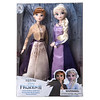 Frozen 2 Anna and Elsa Doll Set