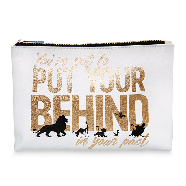 The Lion King Makeup Bag