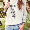 Minnie Mouse Sweatshirt for Women by David Lerner