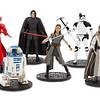 Star Wars Elite Series Die Cast Action Figures Collection