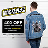 40% off Cake Worthy Star Wars collection