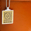 Star Wars™ | RockLove Imperial Credit Necklace - Yellow Gold