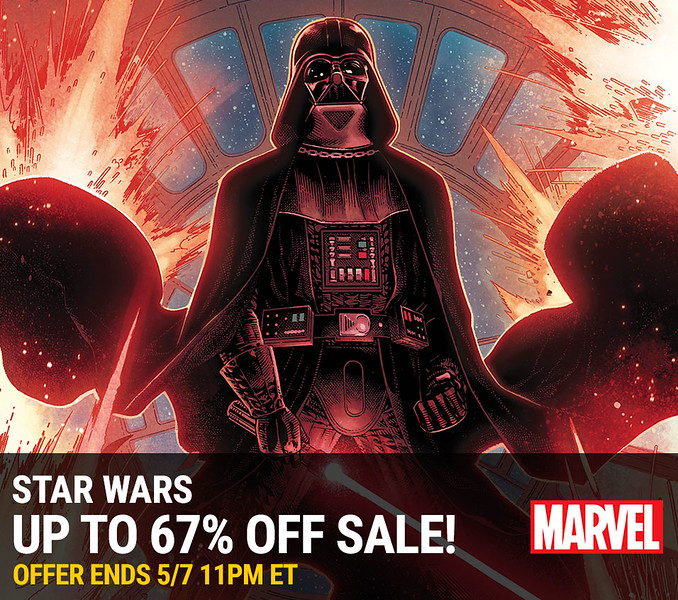 Marvel Comics App Discount Sale