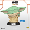 Pop! the Child (Force™ wielding) exclusively at Walmart