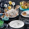 Pyrex and Corelle - Star Wars Plates and Storage Mix