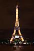 Torre Eiffel visto desde Trócadero