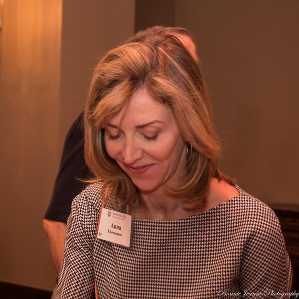 Anna Thomasson, former Board Member