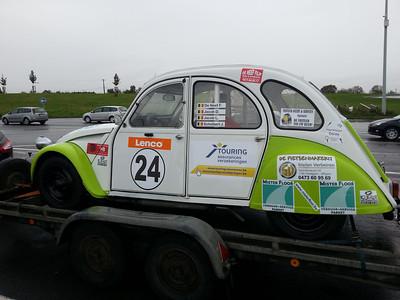 Francorchamps 2pk 2012