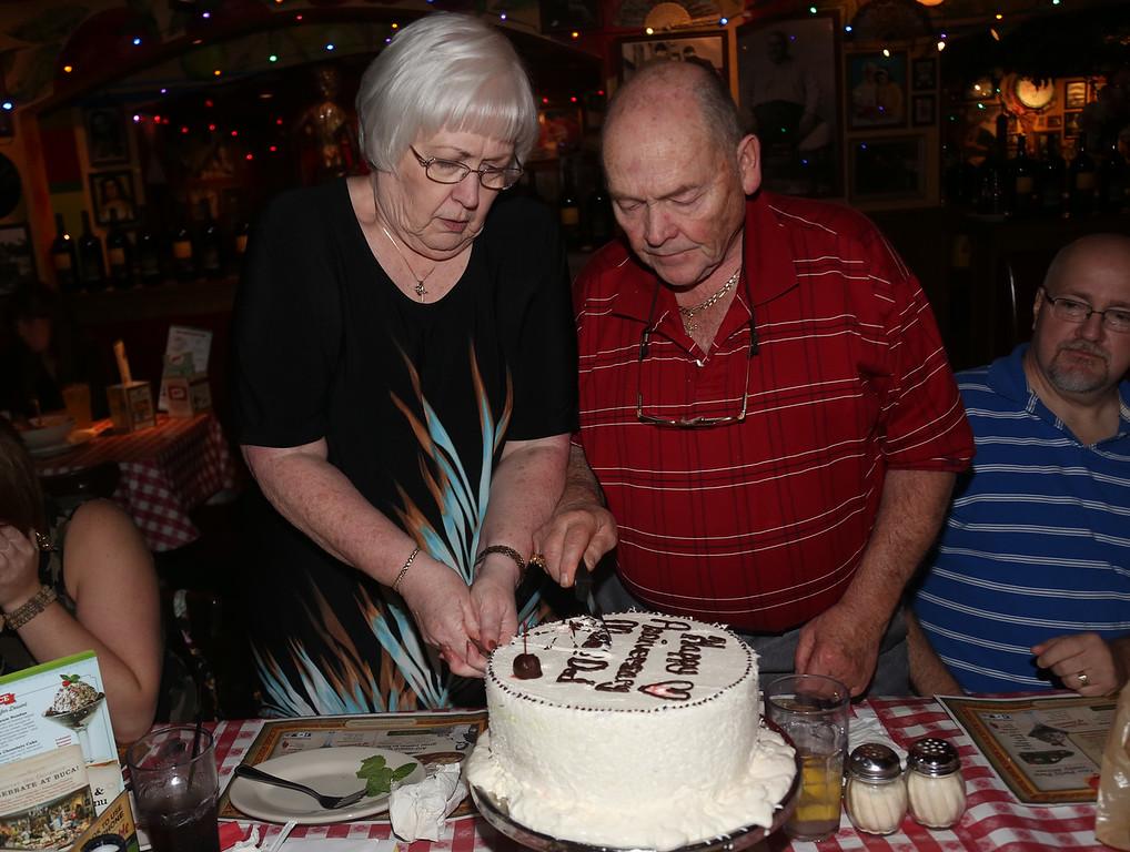 Frank & Charlene's 50th